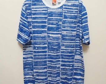 SALE 20% OFF Phenomenon T-Shirt Full Allover Print Cd Hip Hop Gangsta Collection Disc Notorious Big Biggie Tupac 2pac sz L good condition JlV6oKNvRf