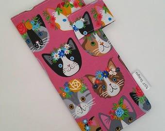 Crochet Hook Case, Hook Book, Crochet Hook Holder, Knitting Needle Case, Knitting Needle Holder, Gifts for Crocheters