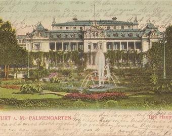 Palmengarten, Frankfurt a.M.