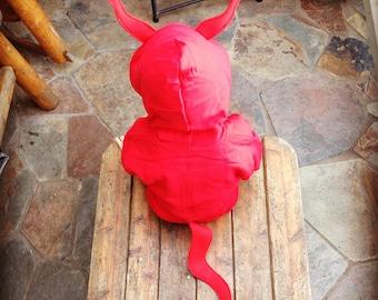 Children's Devil Hoodie