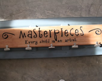 Masterpieces Sign