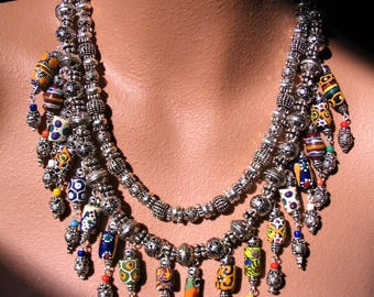 ACCRA Statement Necklace