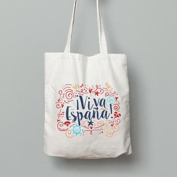 "Spanish Bag ""Viva España"" - Spain"