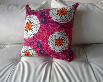 wax pillow cover / Cushion cover