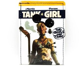 Tank Girl Wallet - Comic Book Wallet