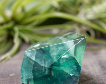 FLUORITE Free Form- Banded Fluorite with Rainbow, Blue Fluorite, Purple Fluorite, Green Fluorite