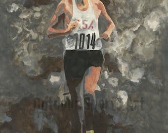 Frank Shorter - Olympic Marathoner