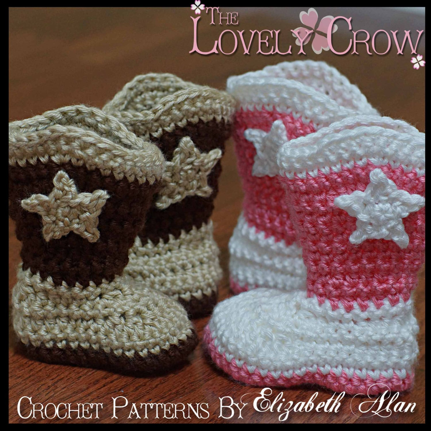 Toddler Cowboy Boots Crochet Pattern TODDLER BOOT SCOOTN Boots