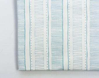 Organic Baby Blanket, Swaddle Blanket, Crib Blanket, Stroller Blanket, Sleepy Tribe, Spearmint