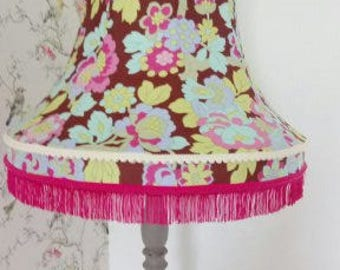 Lampshades made with your Fabric