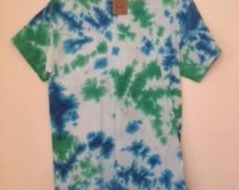 Adult M Tie Dye T-Shirt