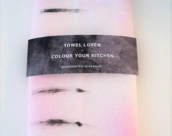 Tea towel, Teatowel, linen cloth, kitchen towel