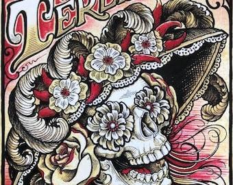 Viva Terlingua Print