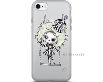 iPhone 7/7 Plus Case – Beetlejuice Trapeze Girl