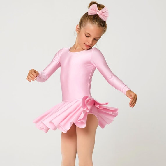 girls leotard pattern PDF, leotard sewing pattern, dance leotard ...