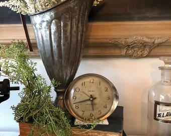 Vintage Big Ben Westclox Alarm Clock Art Deco