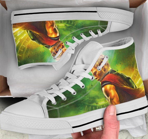 Tops Women's Shoes high like Ragnarok Looks Colorful Converse Shoes Sneakers Shoes Thor High Men's Thor sneakers Thor Tops 6vXOa6Uq