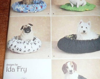 Simplicity 2297 Dog Bed Sewing Pattern Uncut