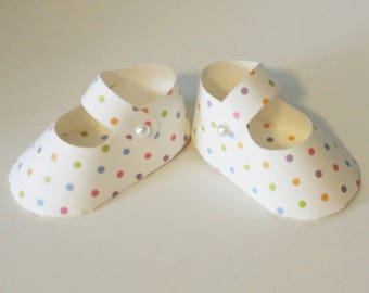 DIY Baby Shower Favors
