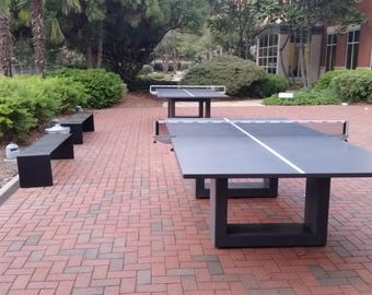 Outdoor Ping Pong Table Extrordinaire
