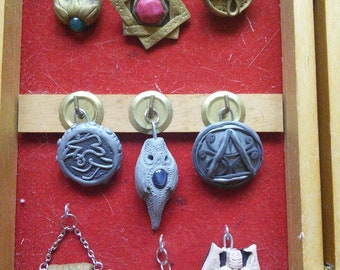 Amulets of the Divines, Skyrim-inspired