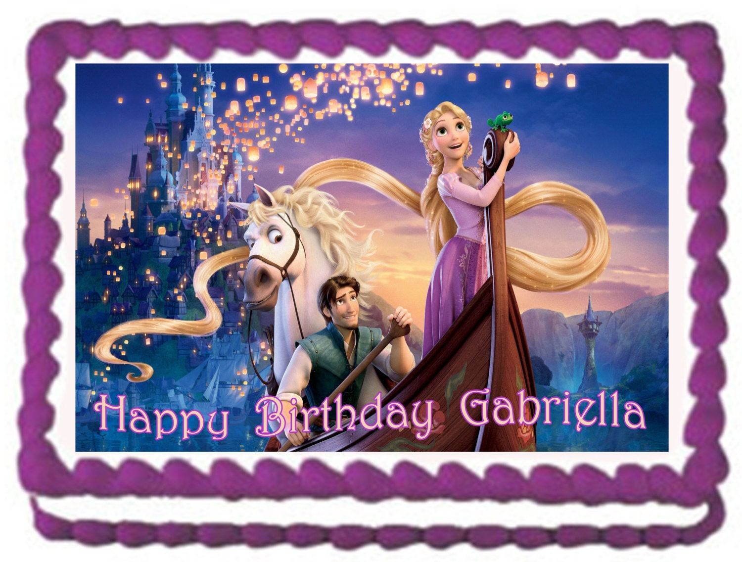 Rapunzel Birthday Invitations Free Was holiday greeting messages