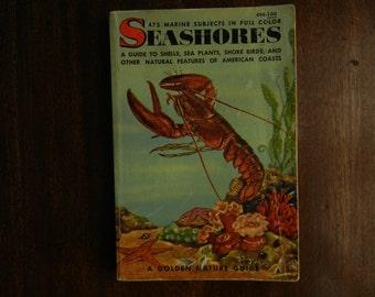 A Golden Guide ~ Seashores ~ 1955