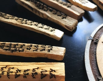 Witch's Palo Santo Sticks