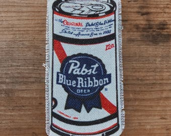 Cheap Beer handmade canvas patch
