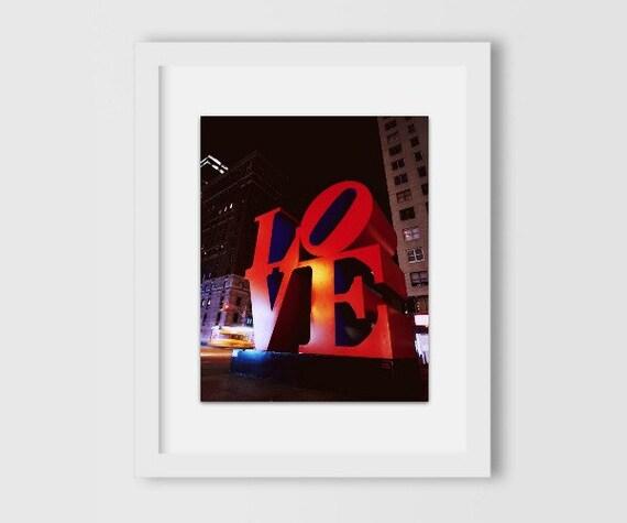 Eros LOVE Sculpture New York City Photography NYC