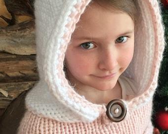 Cozy All-over Wool Hood