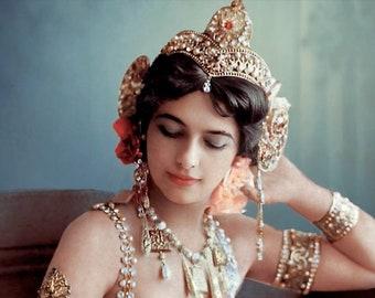 Photo of  Mata Hari , WWI  Spy # 3