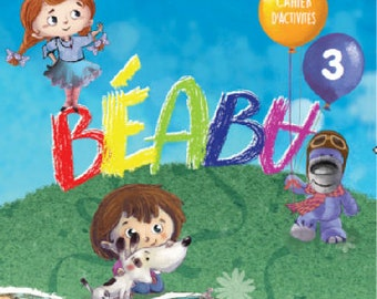 BÉABA 3-French method for children from 3 years old