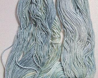 Hand Painted Pearl Cotton #12 Painters Threads Tentakulum Germany - Koala P008
