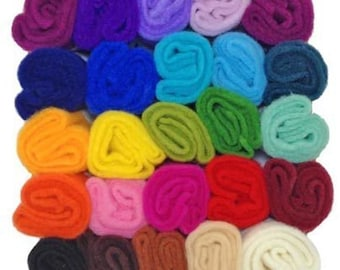 "Merino Wool Prefelt - approximately 11"" x 12"" sheet"