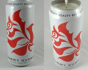 Connecticut Breweries Beer Can CANdle, Craft Beer CANdle, Scented, Soy Candle