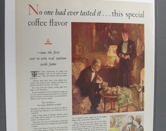 168  Maxwell House Coffee   ad is from Oct 1990     Life