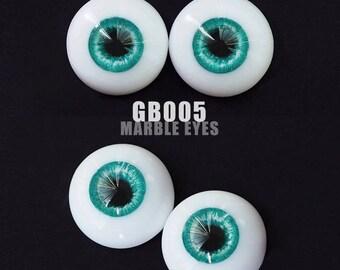 Marble Eyes GB005 16mm [IN-STOCK] Enchanted Doll Eyes
