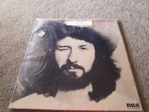 David Jones Personal Collection Record Album - Michael Nesmith - RCA - Pretty Much Your Standard Ranch Stash