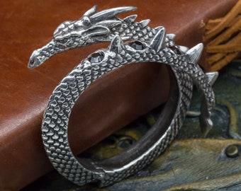 Jormungand Dragon Bracelet