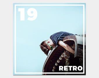 20 Retro Lightroom Presets