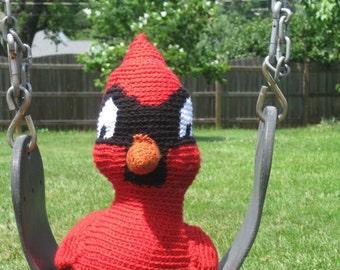 Barry the Cardinal pattern