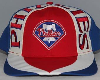 Vintage Philadelphia Phillies MLB Snapback Hat