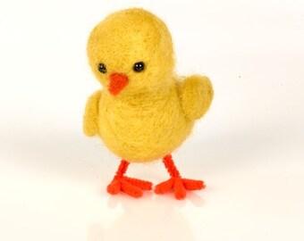 Chick Needle Felting Kit