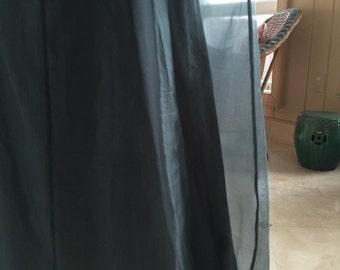 Sigrid Olsen Sport - silk skirt, size 6
