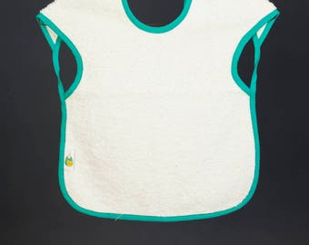 Bib with straps - several color choices