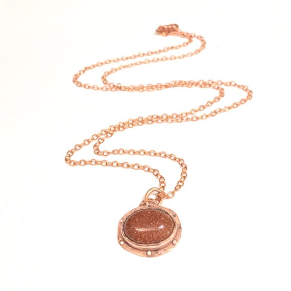 teardrop opal product stone necklace rose fashion necklaces alloy flower pendants goldstone onyx pendant women amethyst image quartz inlaid products