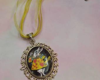 Alice the Wonderland necklace