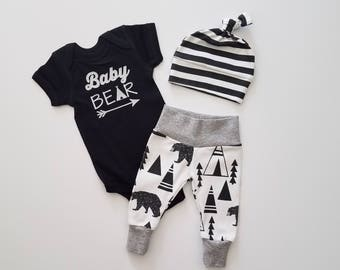 Baby Boy Coming Home Outfit. Newborn Boy Coming Home Outfit. Boy Coming Home Outfit. Coming Home Outfit Boy. Baby Bear. Bear Tipi.