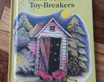 Those Terrible Toy Breakers by David McPhail p. 1980 Parents Magazine book, vintage children's book. A Parents Magazine Read Aloud Original